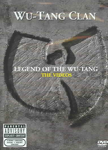 LEGEND OF THE WU TANG:VIDEOS BY WU-TANG CLAN (DVD)