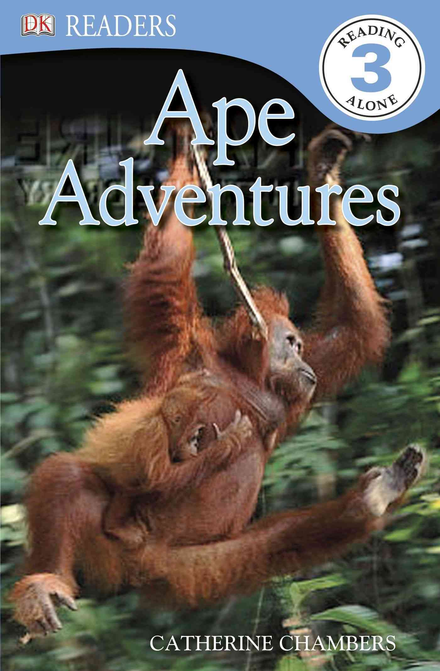 Ape Adventures By Chambers, Catherine E.